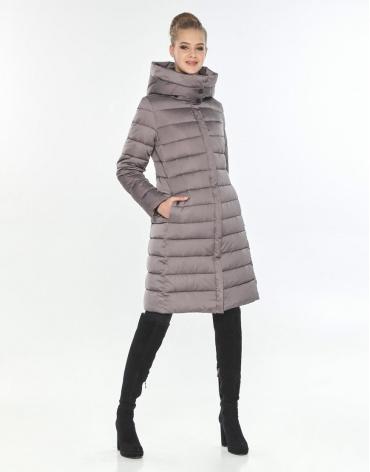 Зимняя пудровая куртка женская Tiger Force удобная TF-50245 фото 1