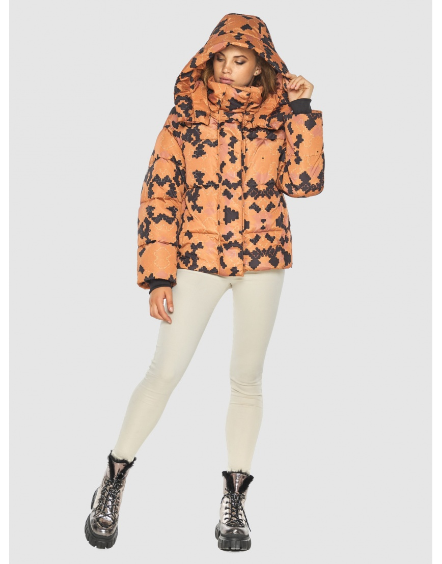 Куртка женская с рисунком брендовая Kiro Tokao 60085 фото 1