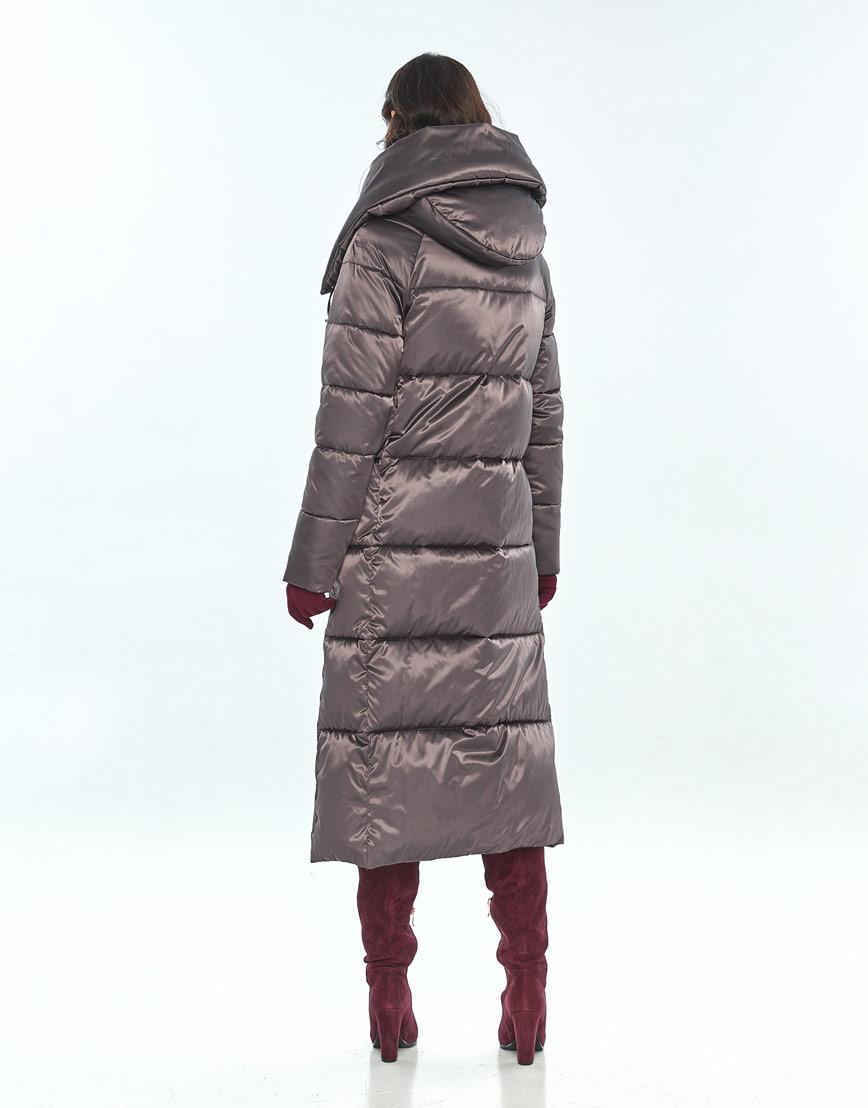 Куртка Vivacana капучиновая стильная женская 9150/21 фото 3