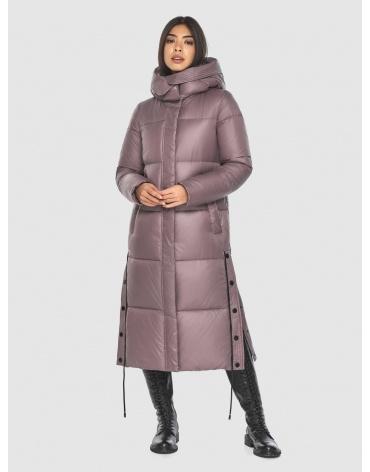 Зимняя куртка Moc пудровая женская M6874 фото 1