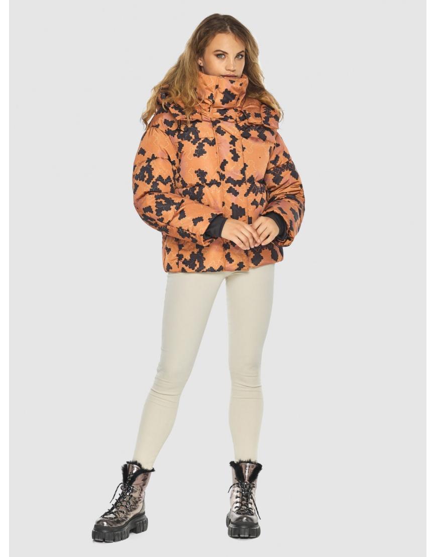 Куртка женская с рисунком брендовая Kiro Tokao 60085 фото 2