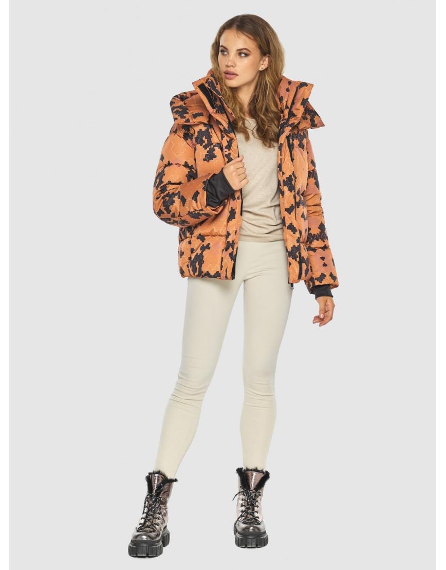 Куртка женская с рисунком брендовая Kiro Tokao 60085 фото 3
