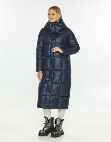 Куртка женская Kiro Tokao синяя модная 60052 фото 1