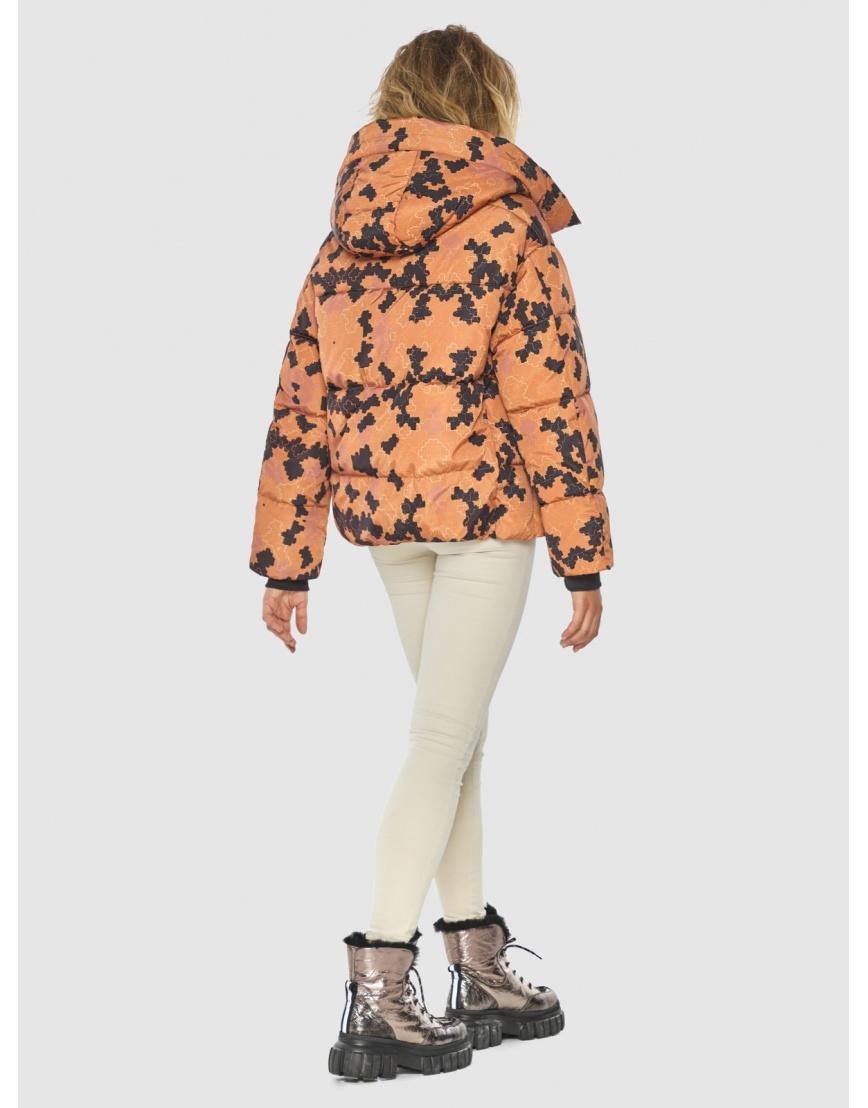 Куртка женская с рисунком брендовая Kiro Tokao 60085 фото 4