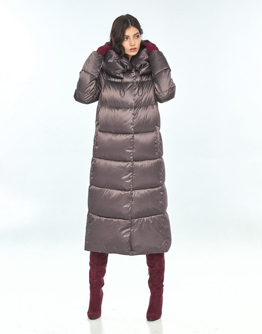Куртка Vivacana капучиновая стильная женская 9150/21 фото 1