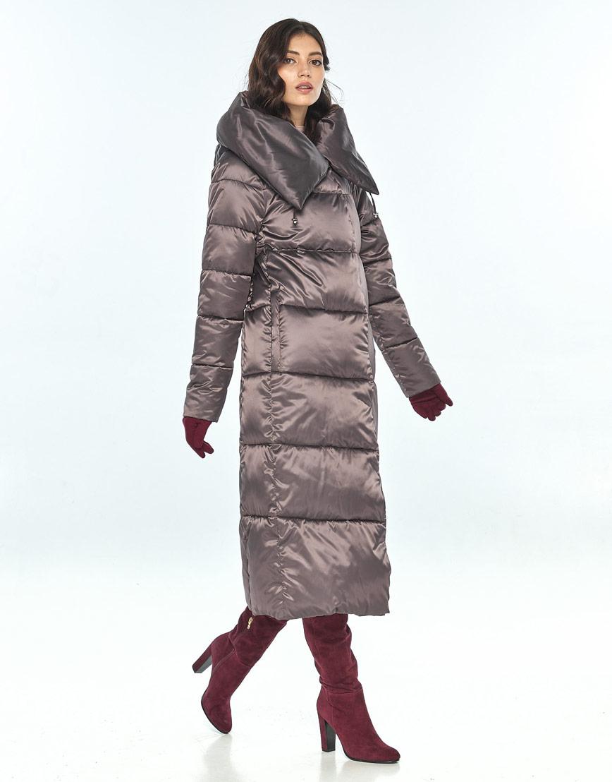 Куртка Vivacana капучиновая стильная женская 9150/21 фото 2