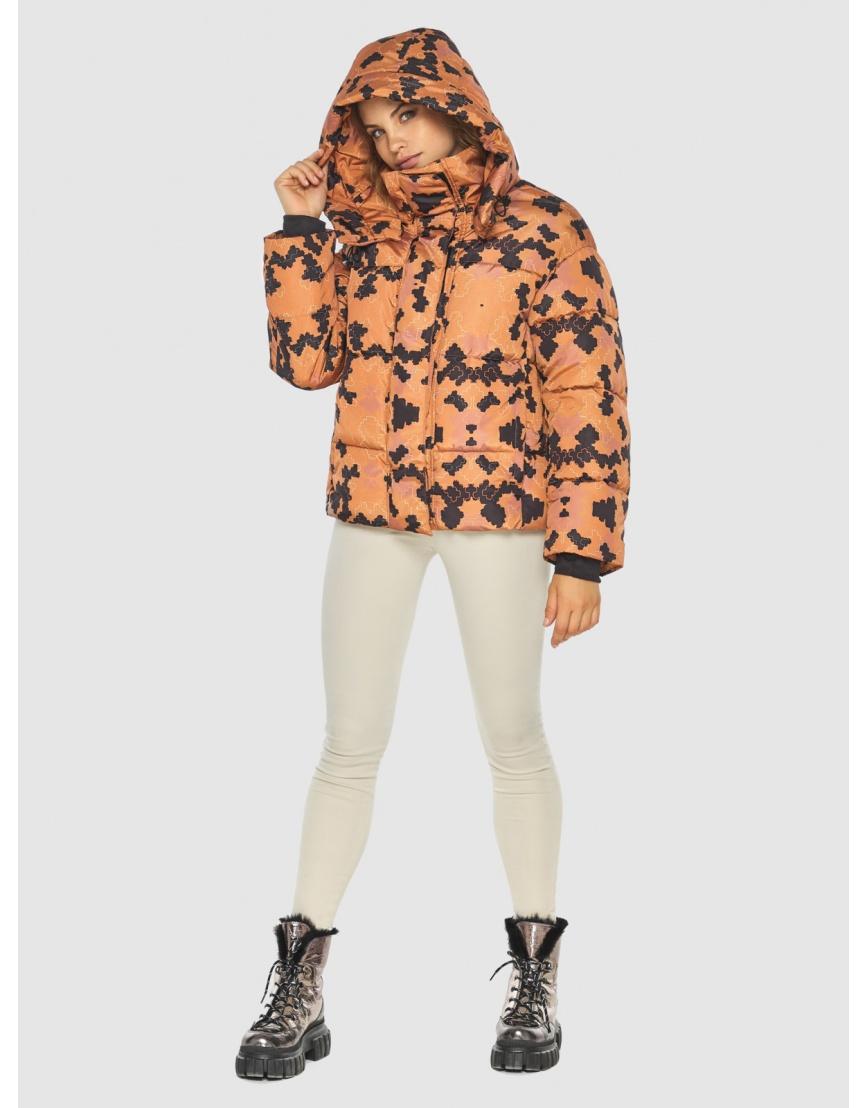 Куртка женская с рисунком брендовая Kiro Tokao 60085 фото 6