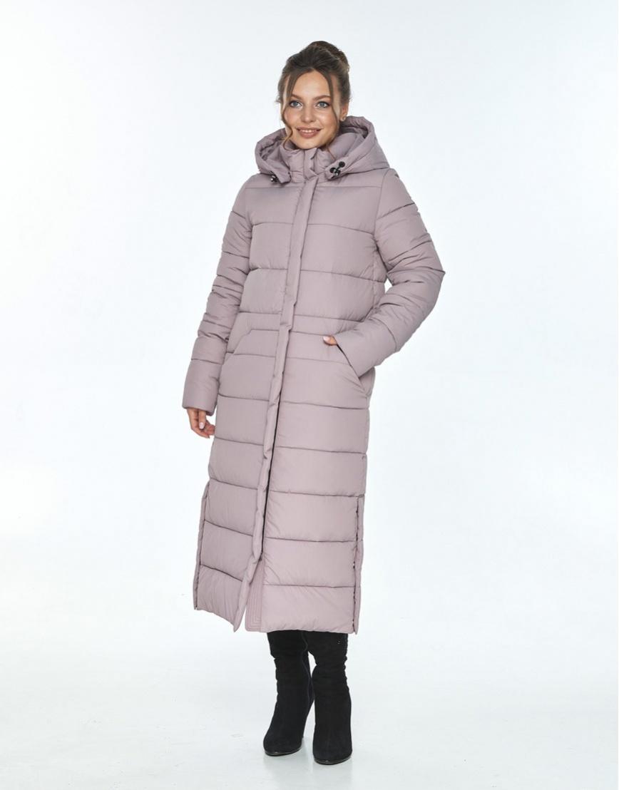 Зимняя пудровая куртка Ajento удобная женская 21207 фото 1