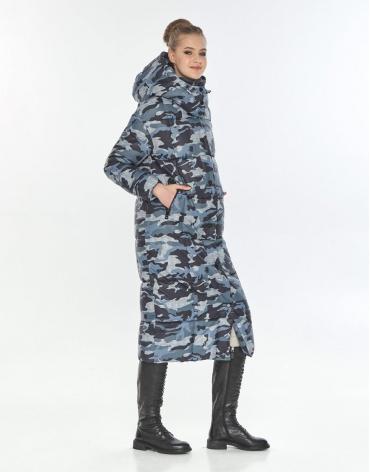 Зимняя куртка с рисунком женская Tiger Force TF-50247 фото 1