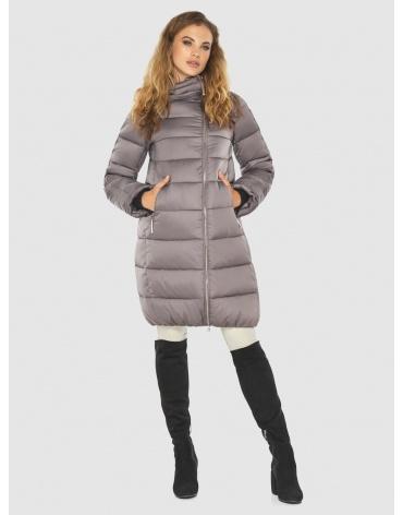 Женская стильная пудровая куртка Kiro Tokao 60048 фото 1