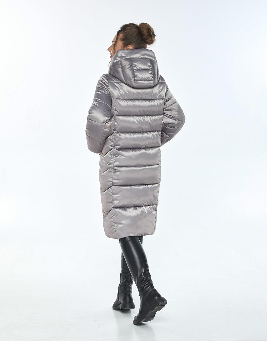 Удобная зимняя кварцевая куртка женская Ajento 22975 фото 3