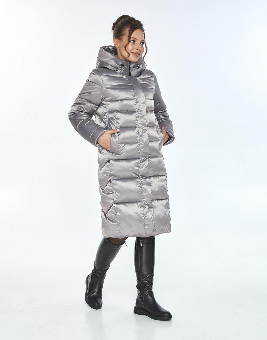 Удобная зимняя кварцевая куртка женская Ajento 22975 фото 1