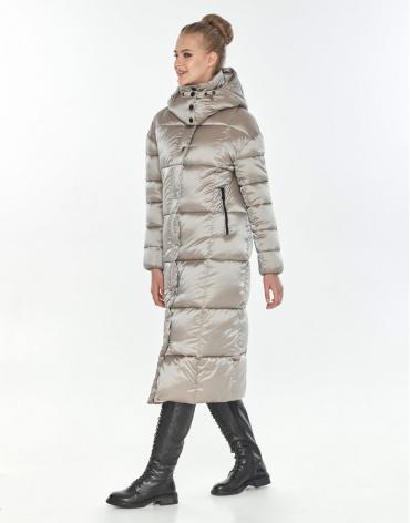 Кварцевая куртка зимняя женская Tiger Force длинная TF-50247 фото 1