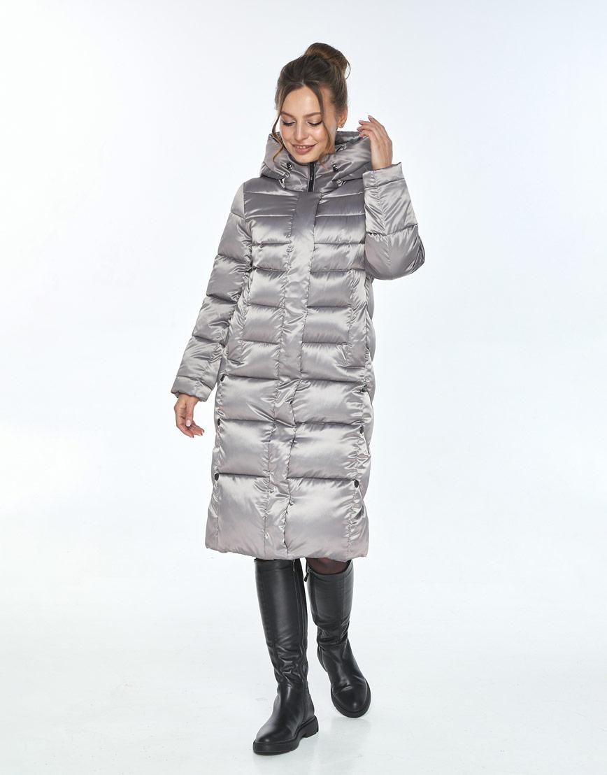 Удобная зимняя кварцевая куртка женская Ajento 22975 фото 2