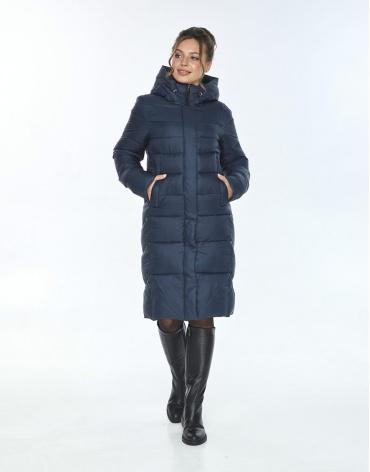 Куртка зимняя женская Ajento комфортная цвет синий 22975 фото 1