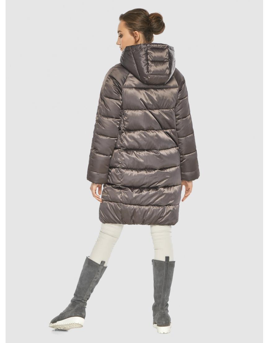 Капучиновая куртка Wild Club женская 526-10 фото 4