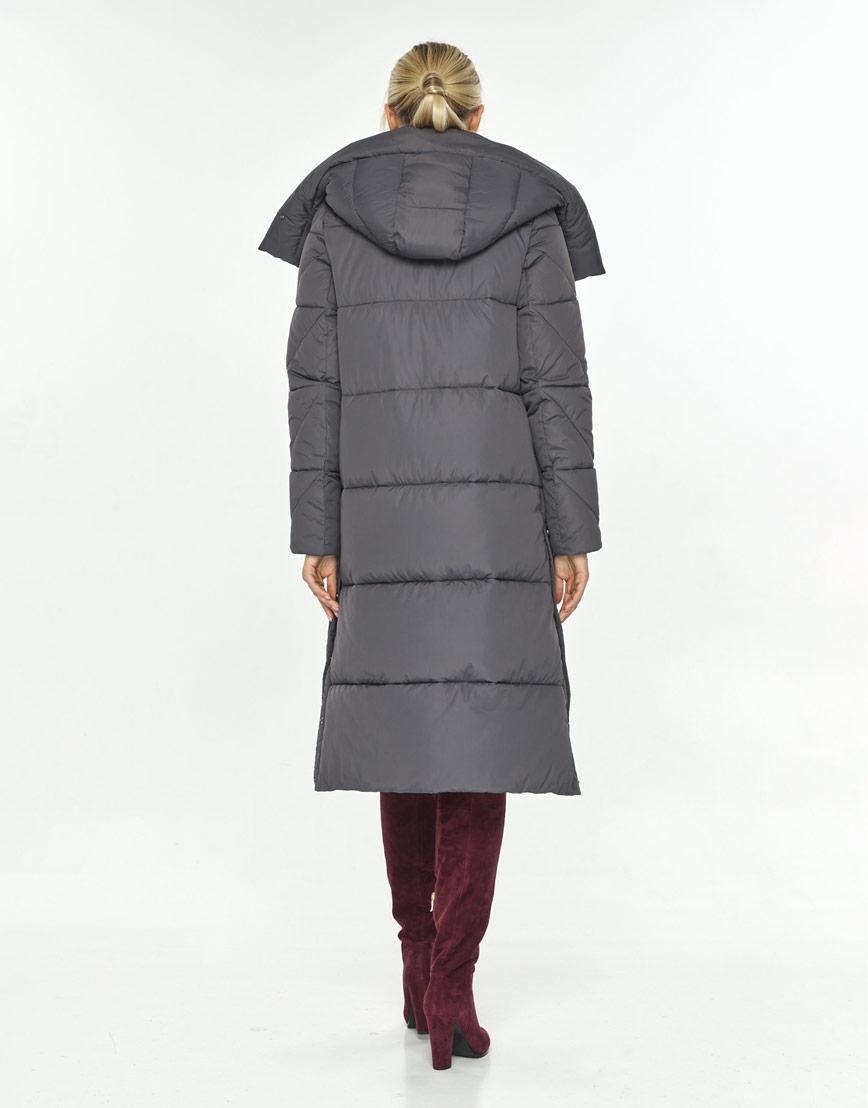 Куртка Kiro Tokao женская серая трендовая 60024 фото 3