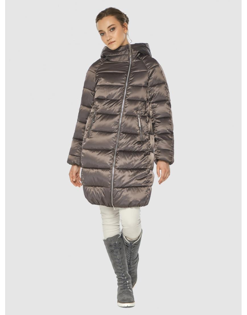 Капучиновая куртка Wild Club женская 526-10 фото 1