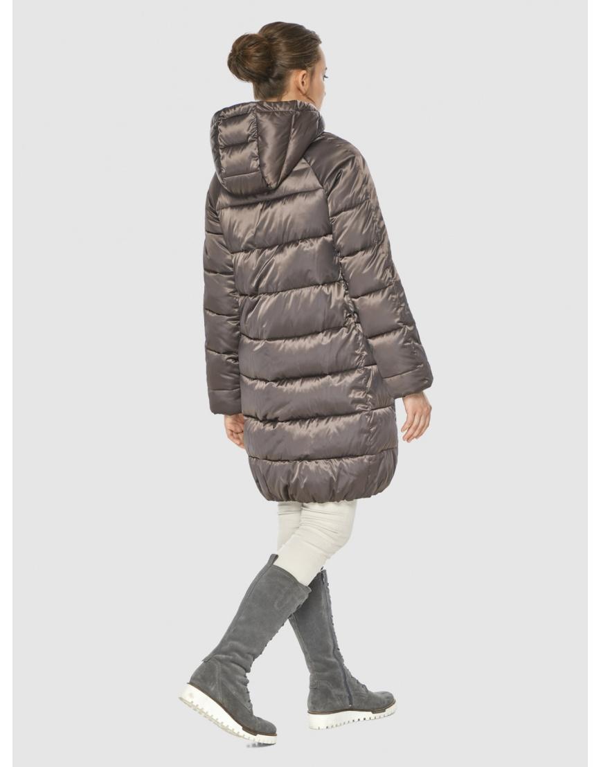 Капучиновая куртка Wild Club женская 526-10 фото 2