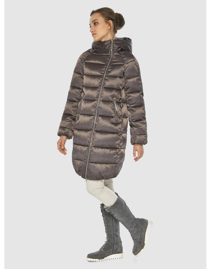 Капучиновая куртка Wild Club женская 526-10 фото 3