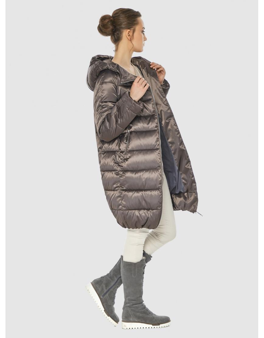 Капучиновая куртка Wild Club женская 526-10 фото 6