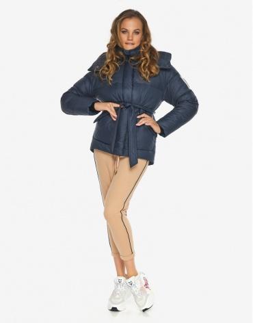 Куртка пуховик Youth синий оригинальный женский модель 24350 фото 1