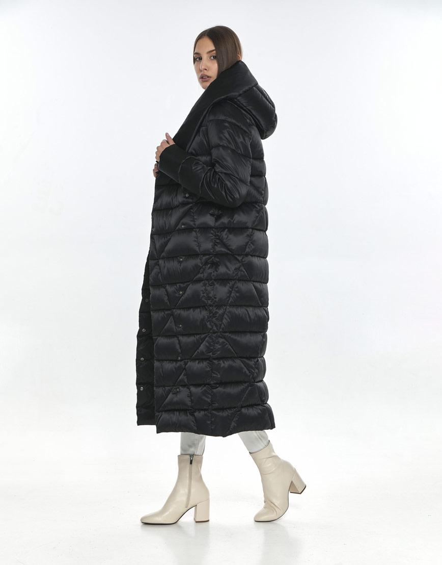 Куртка женская Vivacana чёрная оригинальная 9470/21 фото 3