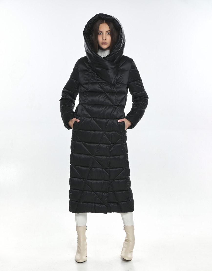 Куртка женская Vivacana чёрная оригинальная 9470/21 фото 1