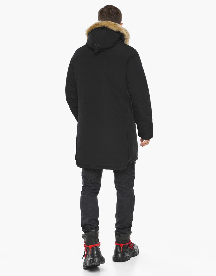 Черный воздуховик Braggart модного дизайна модель 45062 фото 7