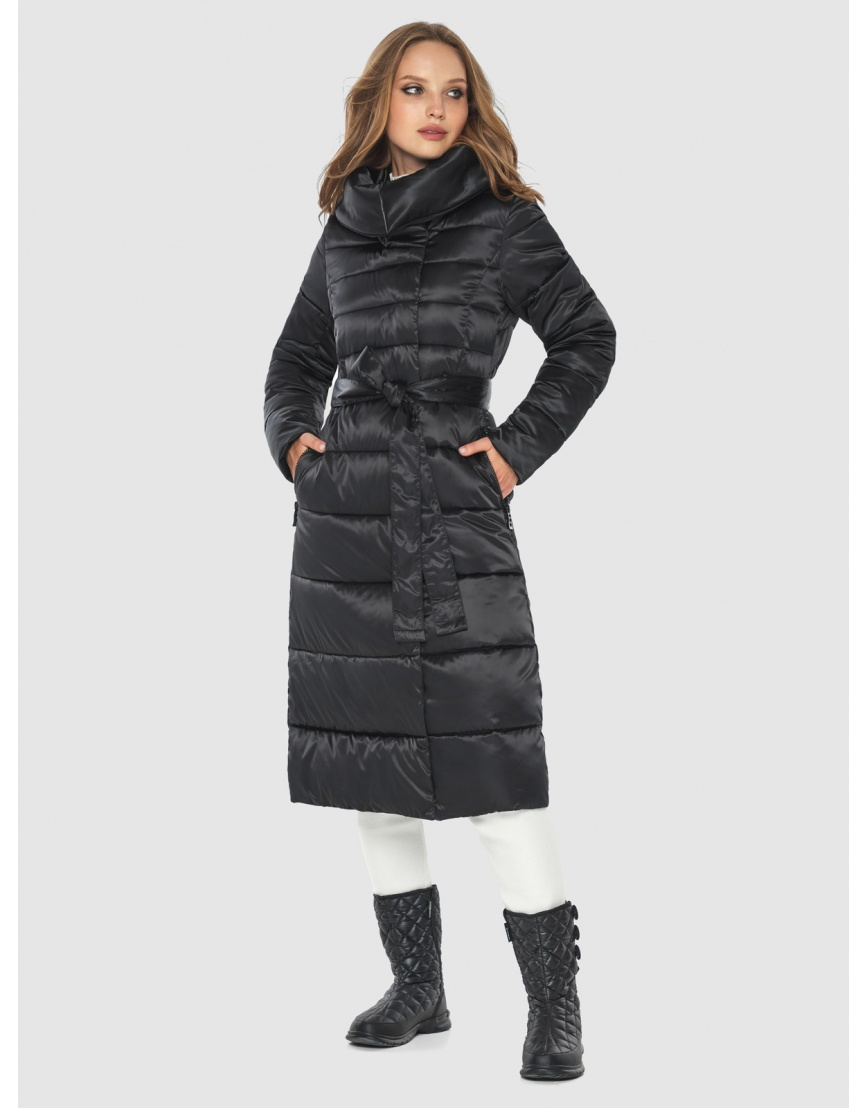 Куртка стёганая женская Tiger Force чёрная TF-50214 фото 1