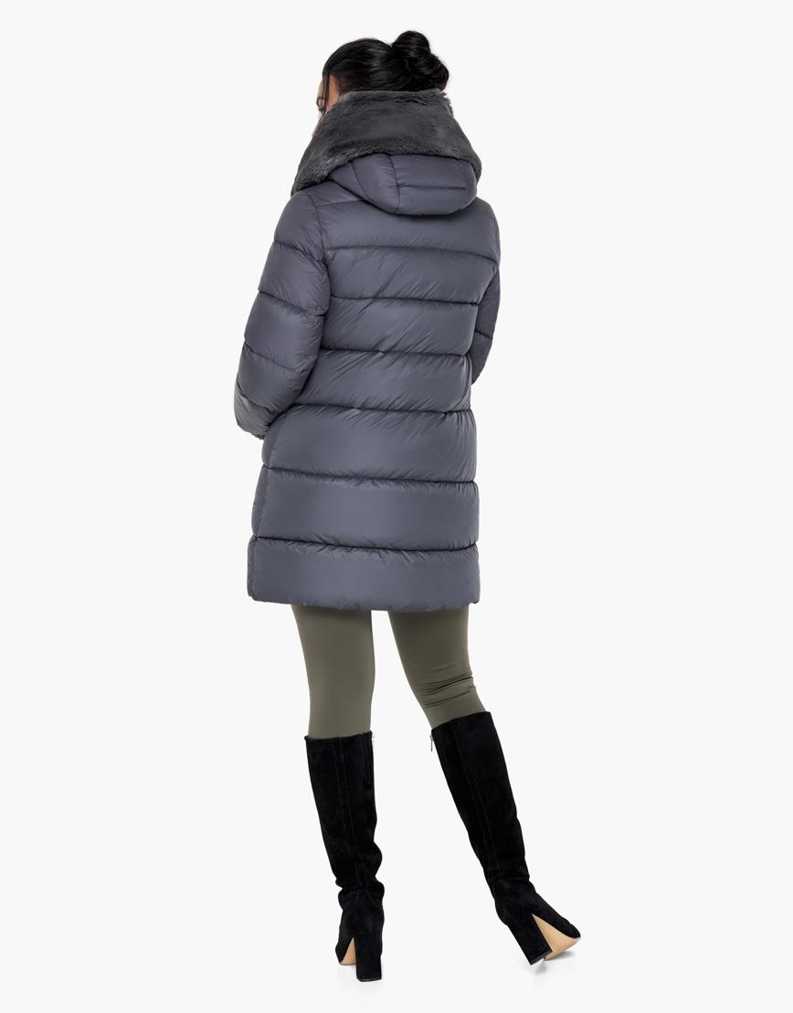 Модный воздуховик Braggart зимний женский цвет муссон модель 31027 фото 5