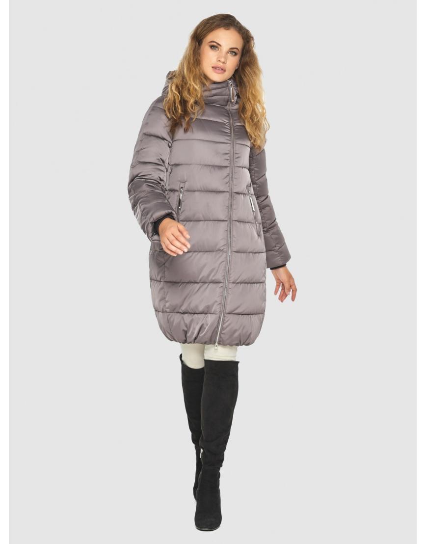 Женская трендовая пудровая куртка Kiro Tokao 60048 фото 3