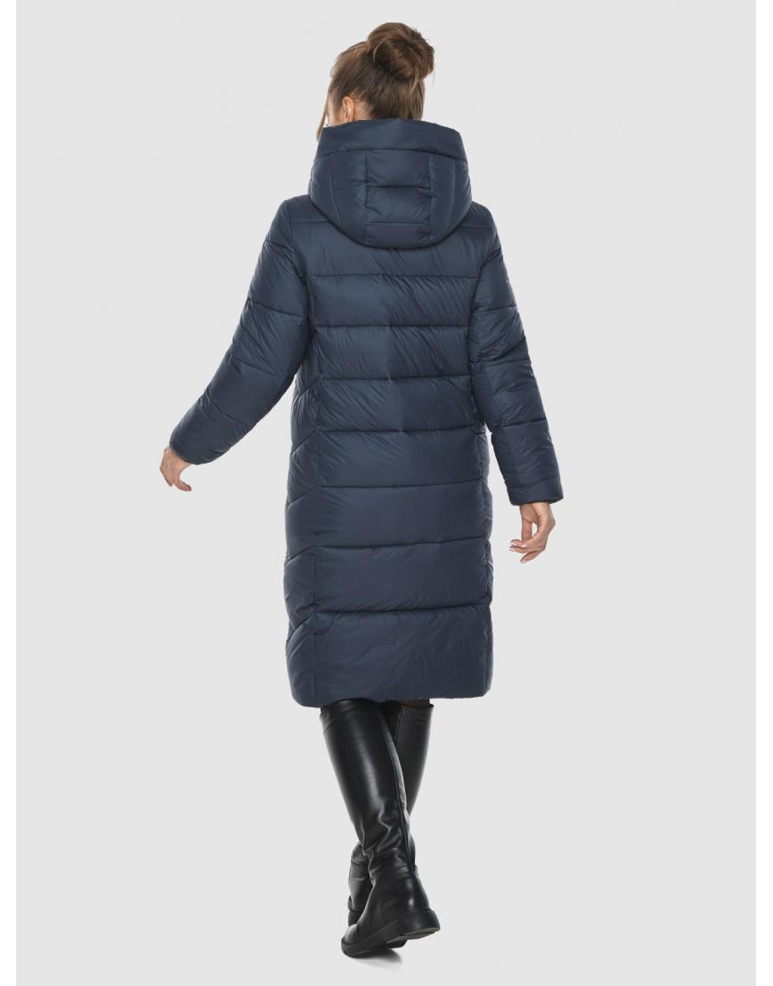 Брендовая куртка женская Ajento синего цвета 22975 фото 4