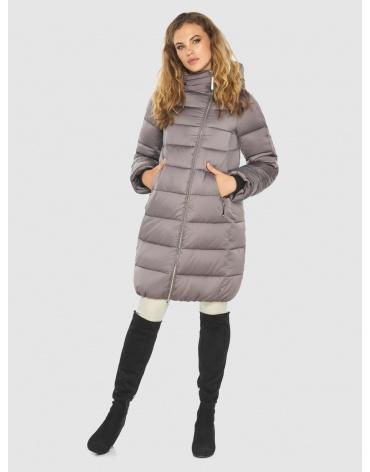 Женская трендовая пудровая куртка Kiro Tokao 60048 фото 1