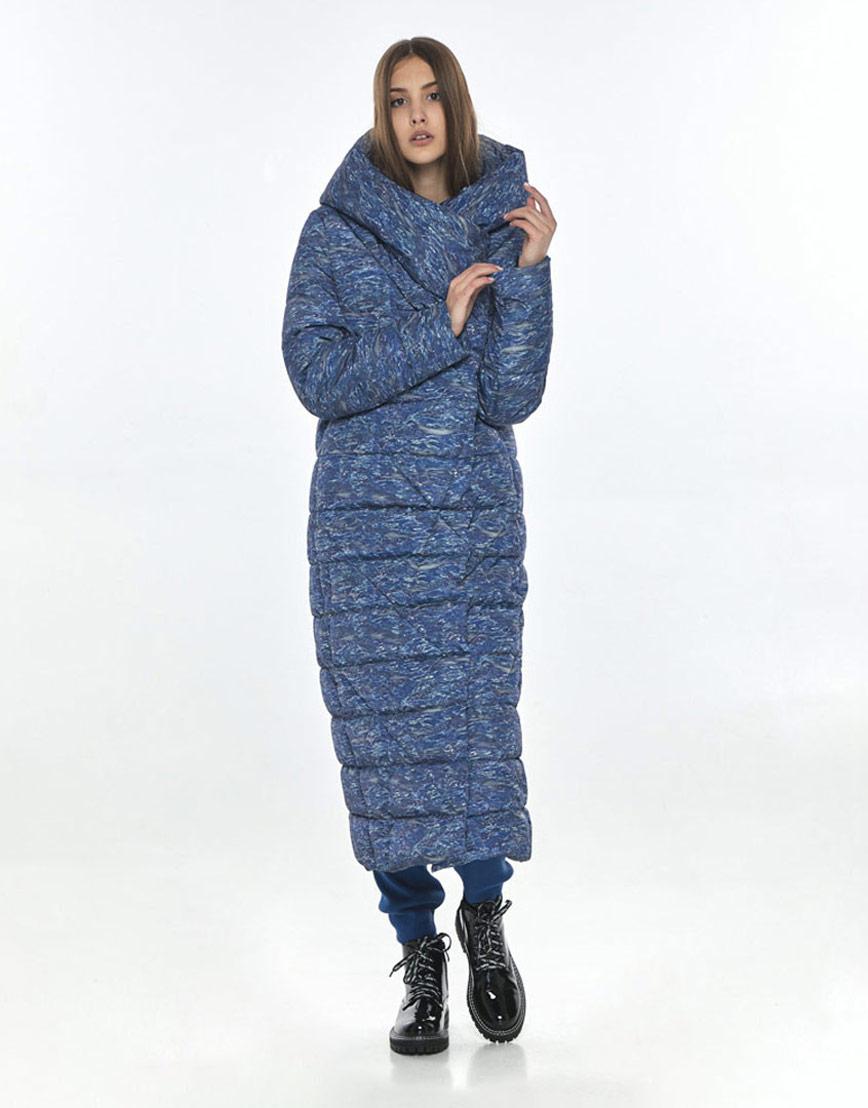 Куртка с рисунком женская Vivacana практичная 9470/21 фото 2
