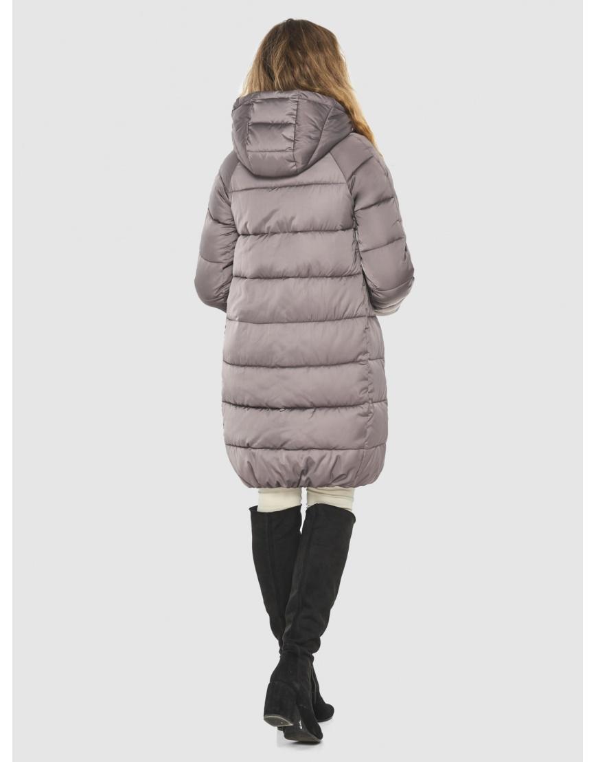 Женская трендовая пудровая куртка Kiro Tokao 60048 фото 4