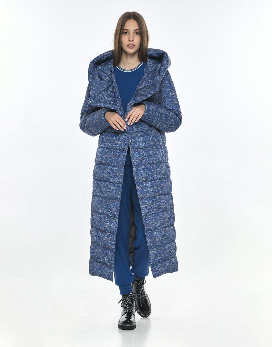 Куртка с рисунком женская Vivacana практичная 9470/21 фото 1
