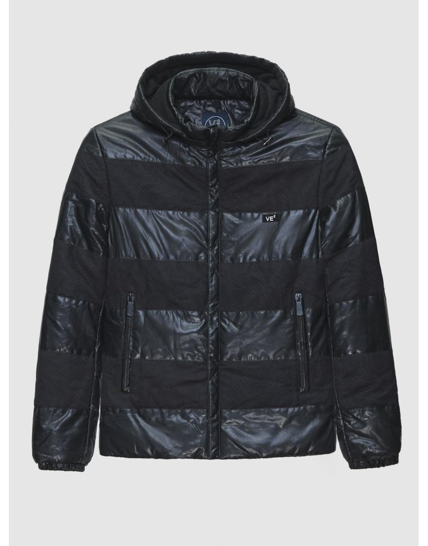 48 (M) – последний размер – куртка VE2 чёрная осенне-весенняя на мужчину 200021 фото 1