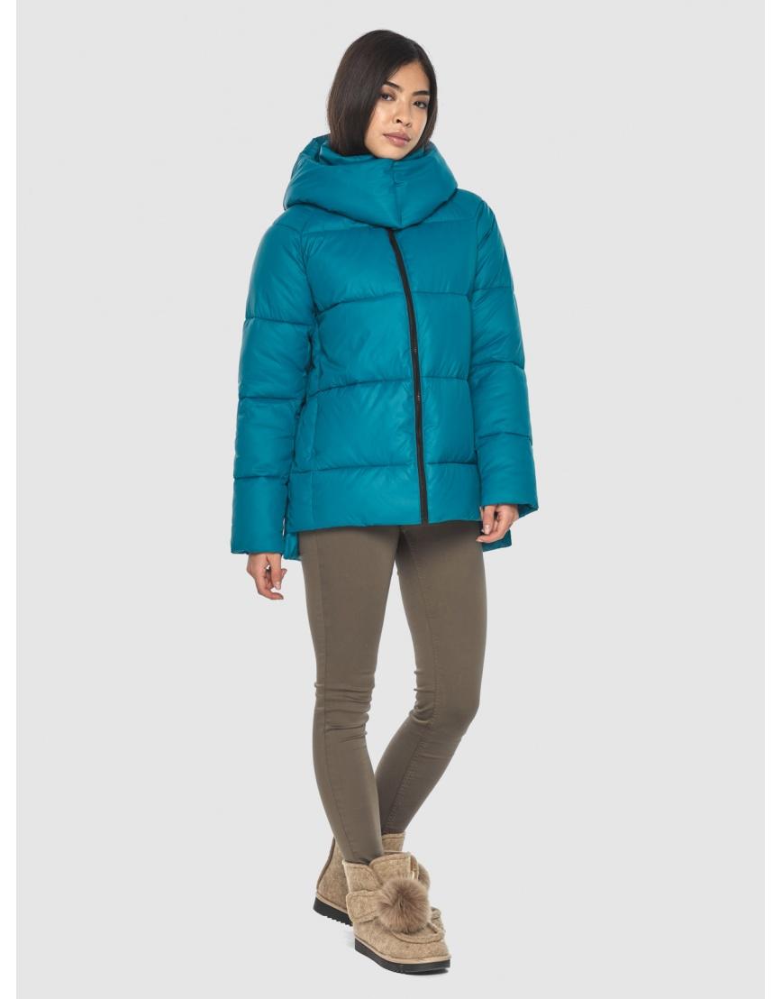 Куртка подростковая аквамариновая зимняя Moc M6212 фото 1