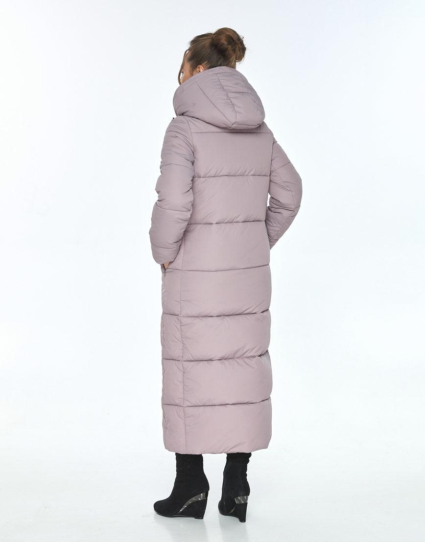 Пудровая куртка Ajento удобная женская для зимы 21972 фото 3