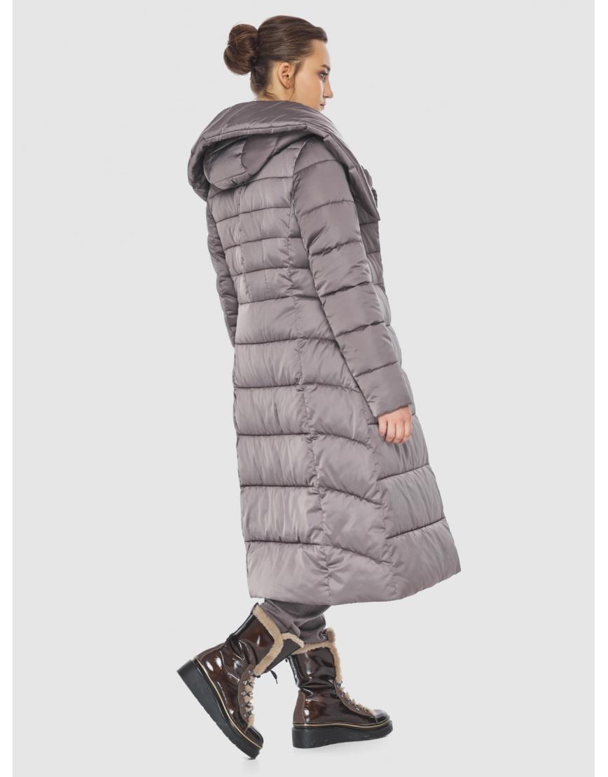 Куртка стильная пудровая женская Wild Club 586-25 фото 2