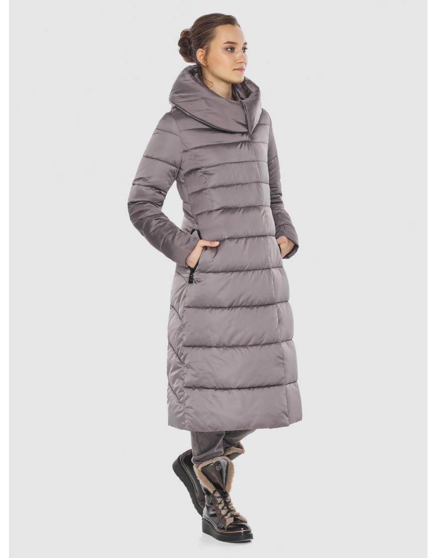 Куртка стильная пудровая женская Wild Club 586-25 фото 1