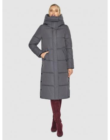 Куртка Kiro Tokao женская трендовая серая 60024 фото 1