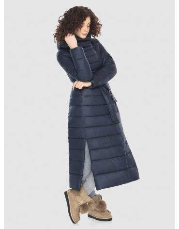 Куртка синего цвета женская Moc M6210 фото 1