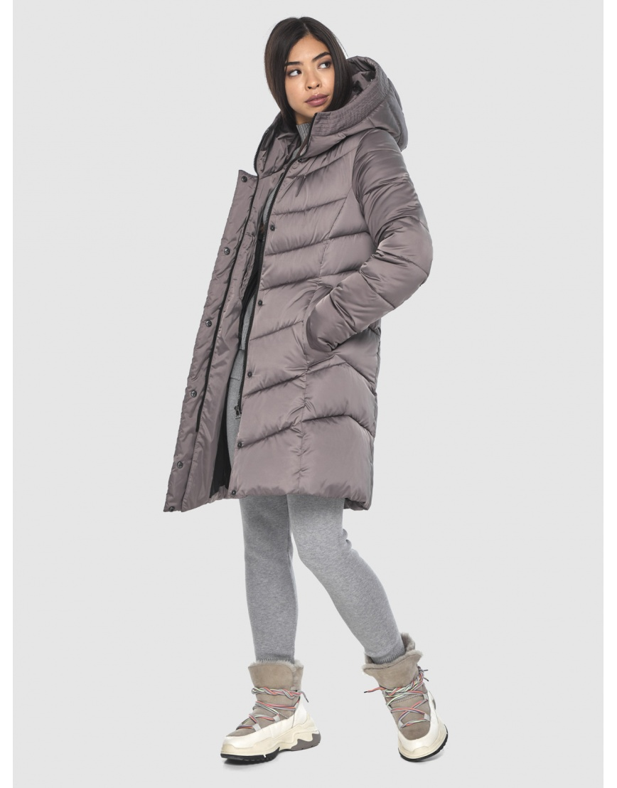 Куртка пудровая подростковая Moc зимняя M6540 фото 5