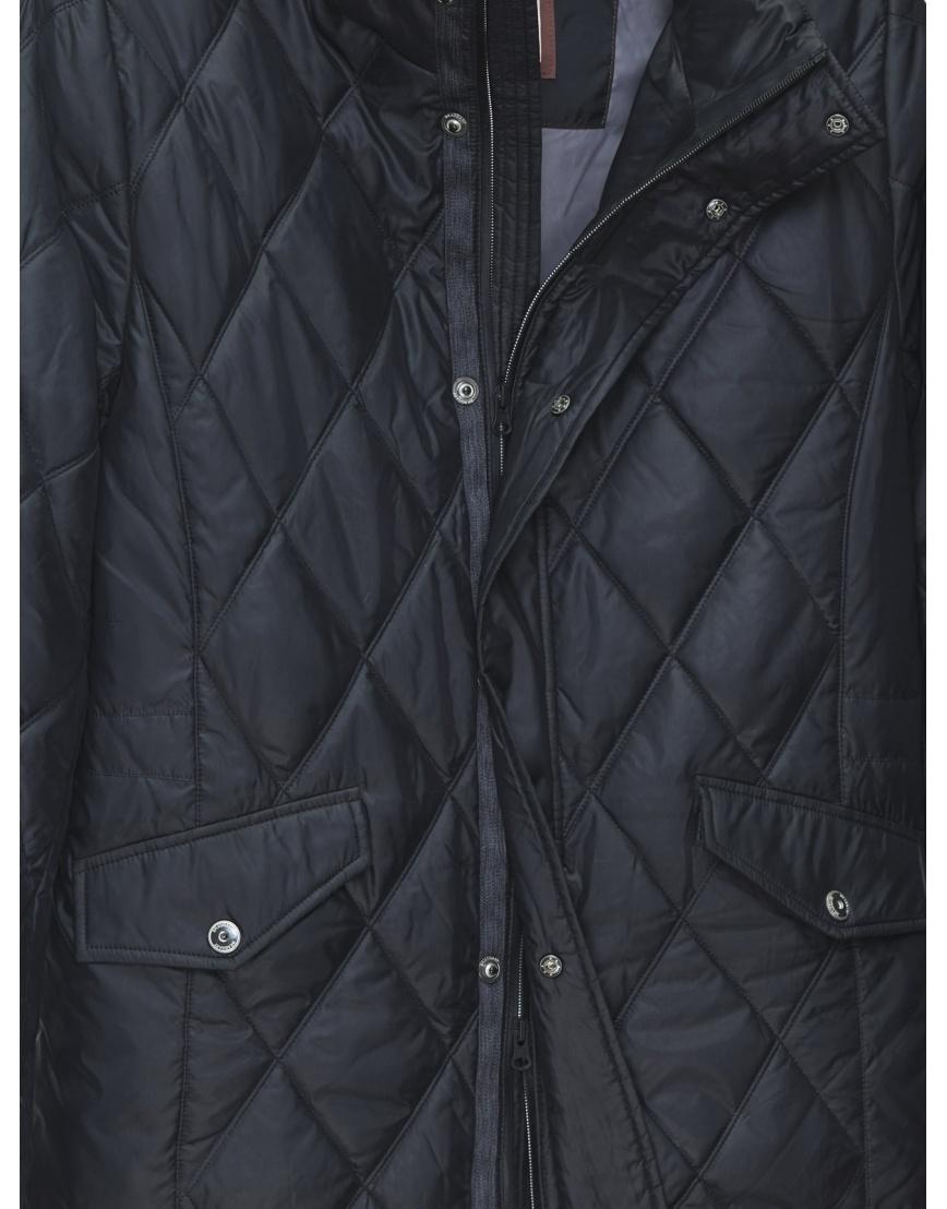 52 (XL) – последний размер – чёрная куртка стёганая Braggart мужская на весну-осень 200026 фото 4
