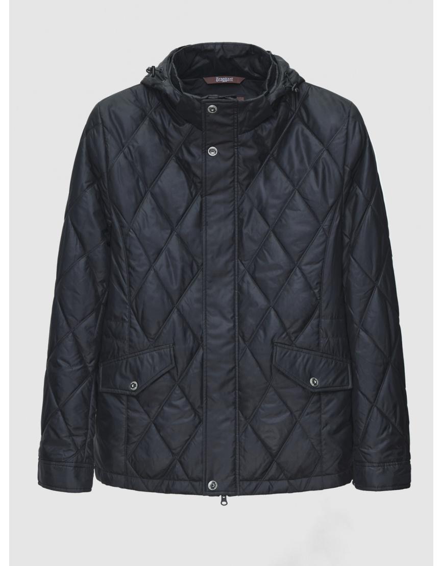 52 (XL) – последний размер – чёрная куртка стёганая Braggart мужская на весну-осень 200026 фото 1