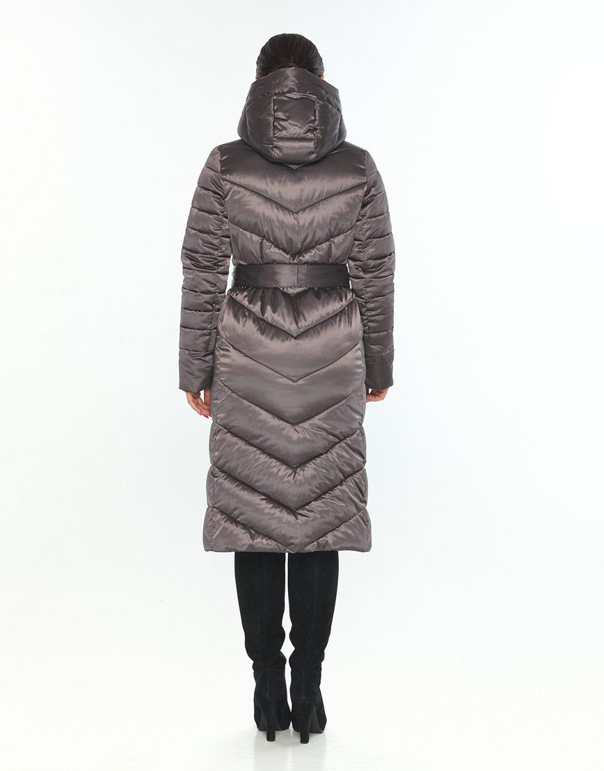 Куртка с манжетами женская Wild Club капучиновая 538-74 фото 4