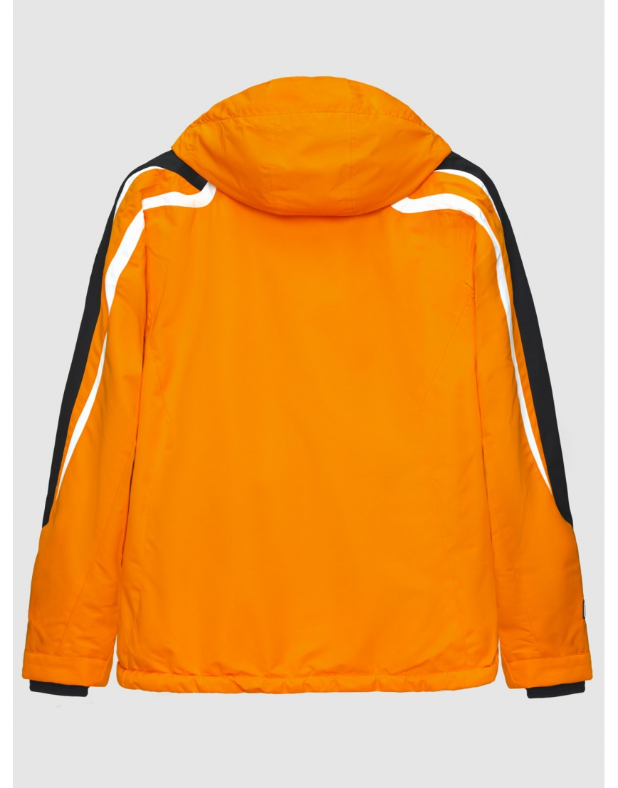 50 (L) – последний размер – оранжевая горнолыжная куртка Iguana зимняя мужская 200027 фото 2