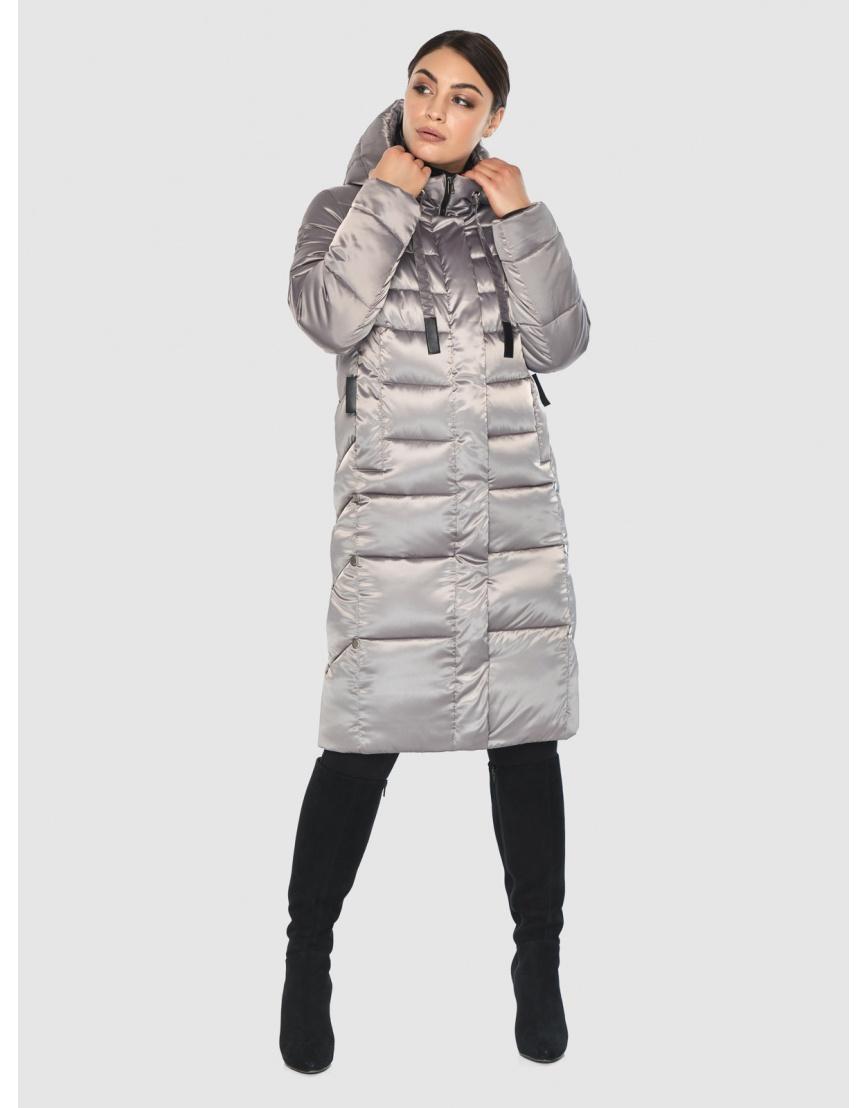 Куртка тёплая женская Wild Club кварцевая 541-94 фото 1